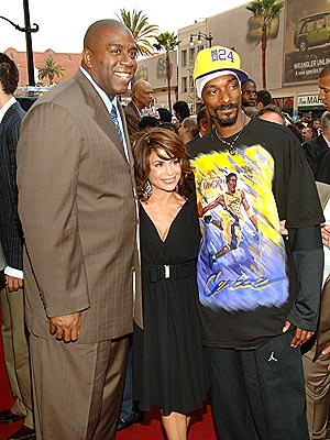 Magic now - with Paula and Snoop