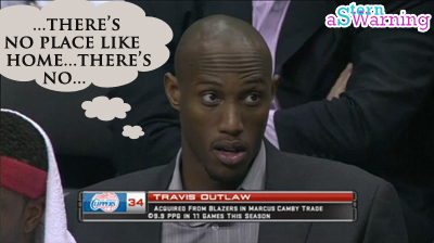 Travis Outlaw - LA Clippers