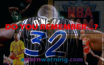 Do you rememeber NBA