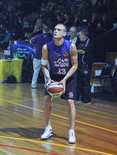 James Harvey Sydney Kings
