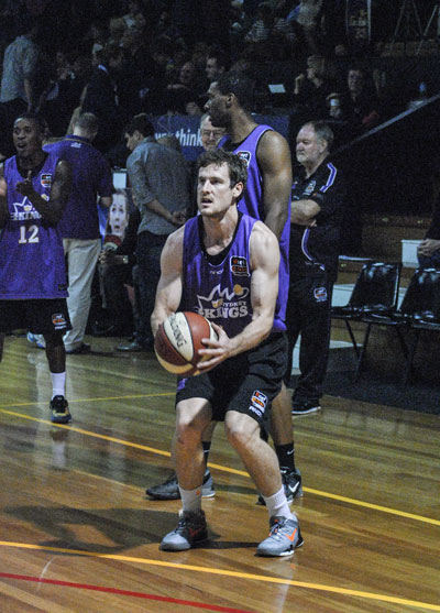 Ben Madgen Sydney Kings