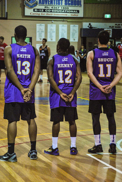 Smith Henry Bruce Sydney Kings