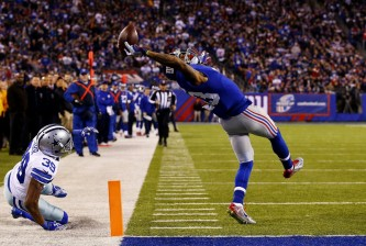 ***BESTPIX*** Dallas Cowboys v New York Giants