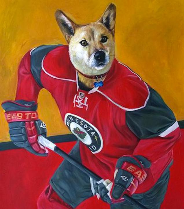 Dogportrait