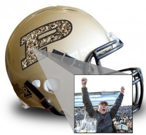 Your photo here Purdue helmet Hope yay