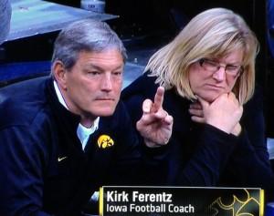 Ferentz finger