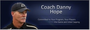 Coach Danny Hope banner