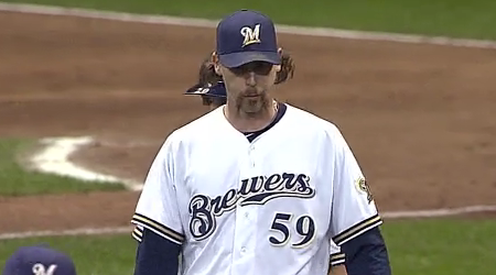 John Axford Brewers