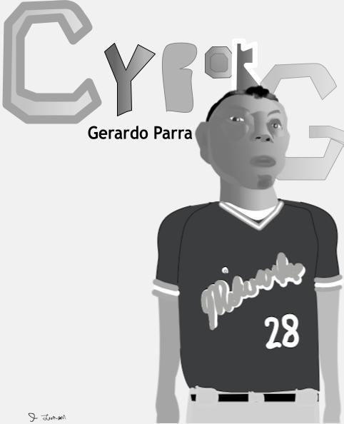 Cyborg Gerardo Parra - J. Lemont