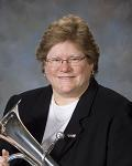 Lisa Galvin will serve as associate director of the OSUMB this season.