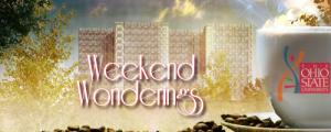 weekendwonderings