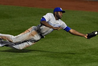 MLB: ALCS-Kansas City Royals at Baltimore Orioles