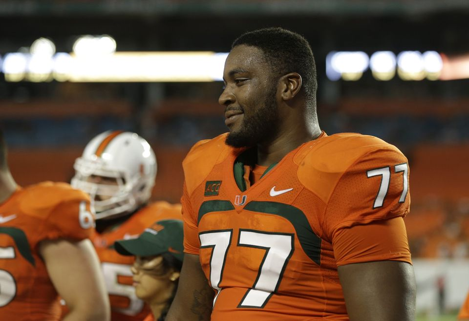 Seantrel Henderson QampA about Seantrel Henderson with TheStateOfTheU