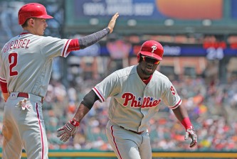 Philadelphia Phillies v Detroit Tigers