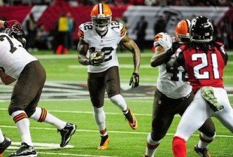 Cleveland Browns v Atlanta Falcons