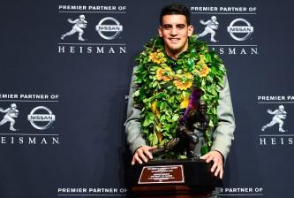 2014 Heisman Trophy Presentation