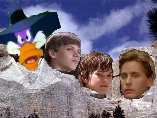 ducksrushmore