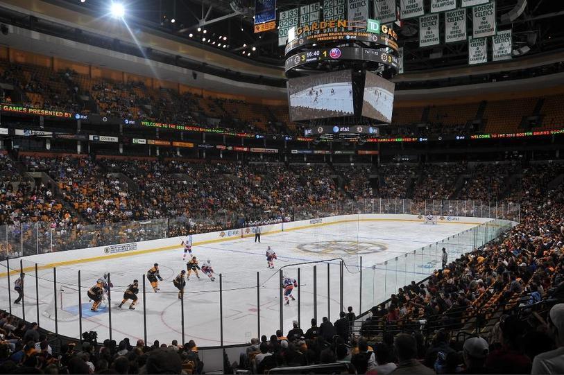 Boston Bruins Rookie Game