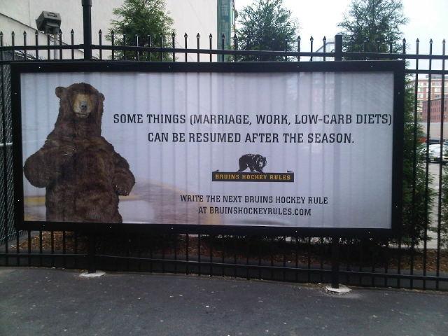 The Bear, Bruins rule