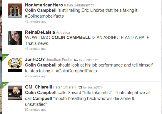 Colin Campbell Faker