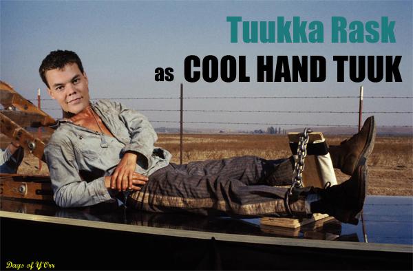 Cool Hand Tuuk