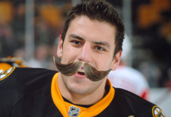 Bushy Lucic Mustache