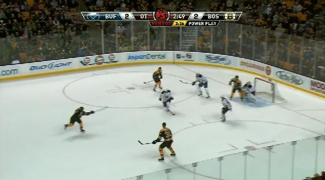 Boston Bruins Buffalo Sabres December 7, 2010