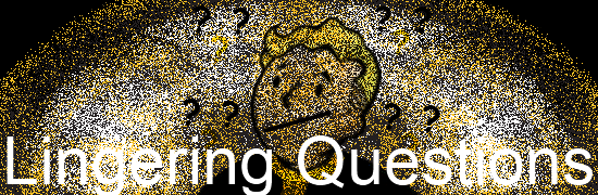 LingeringQuestions