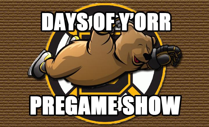 pre game show