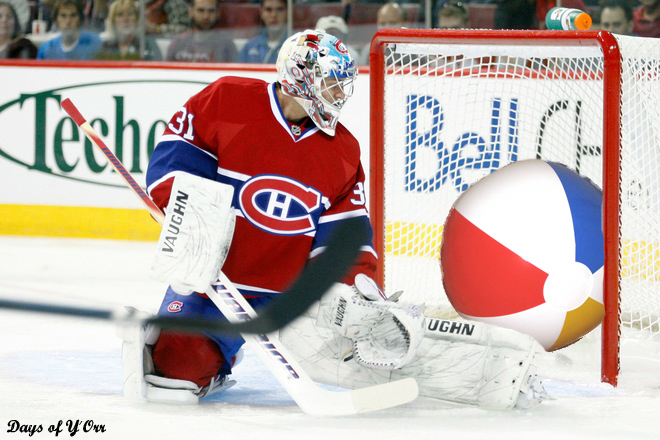 Wow Carey Price sucks