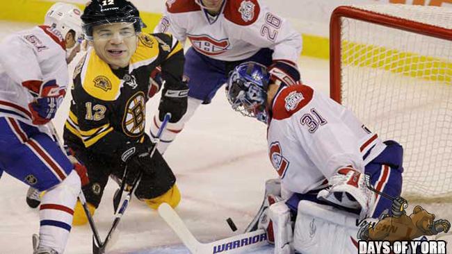 Jarome Iginla Boston Bruins