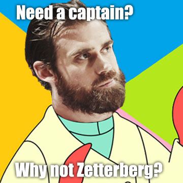 why not zetterberg