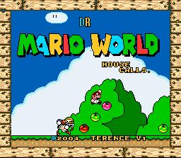 Super Mario World | DeROK Net