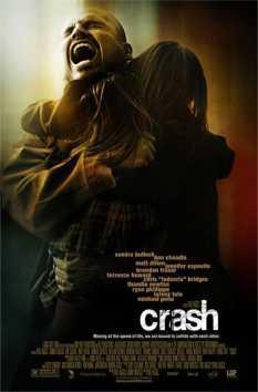crash starring sandra bullock