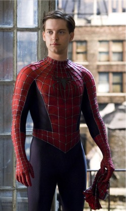 tobey maguire spiderman 3