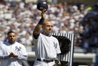 MLB: Kansas City Royals at New York Yankees