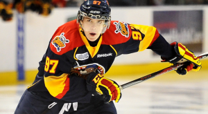 Connor McDavid is the real deal. He could be the next superstar. Could he end up in Nashville? (Aaron Bell/OHL)