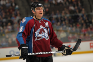 Paul Stastny could be a great veteran presence to lead youngsters into the NHL. (Doug Pensinger/Getty Images)