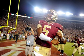 NCAA Football: Notre Dame at Florida State