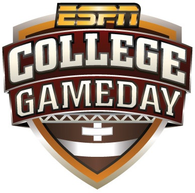 where is college gameday today college football week 4 schedule