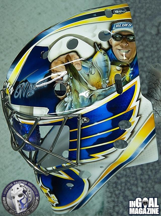 Jake Allen mask