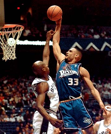 grant hill pistons dunk