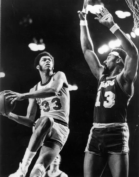 kareem vs wilt bucks