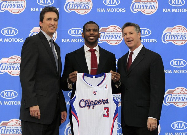 chris paul clippers press conference