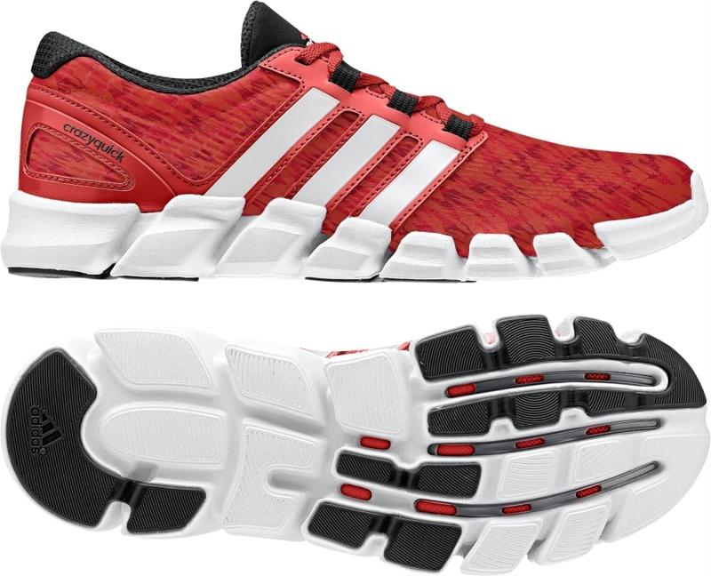 Adidas Crazyquick Running Shoes Review
