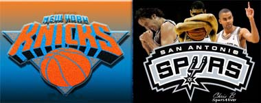 Knicks v. Spurs