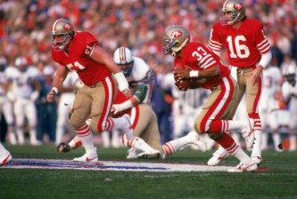 Super Bowl XIX: Miami Dolphins v San Francisco 49ers