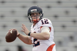 Can Lunt be what the Illini are looking for at QB?