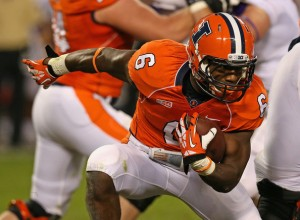Illinois could be all about the running game and all about Josh Ferguson in 2014.