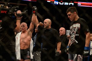 GSP victorious over Diaz